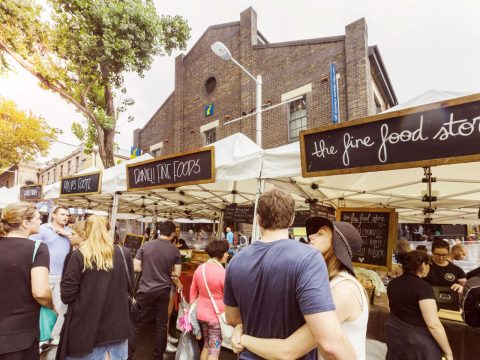 The Best Food Markets in Sydney