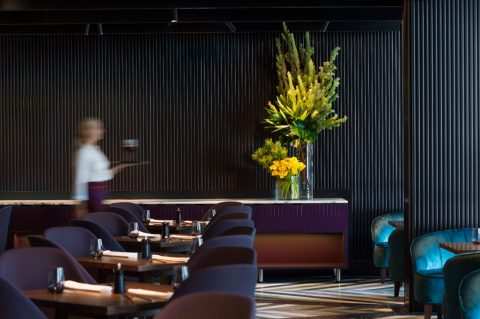 West Hotel Sydney review, Solander Dining and Bar