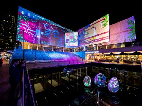 What's Happening at Vivid Sydney 2017