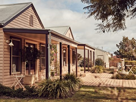 Coolamon Sweet Briar bed and breakfast.
