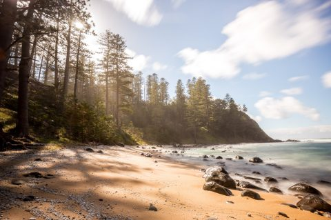 Creswell Bay, Norfolk Island
