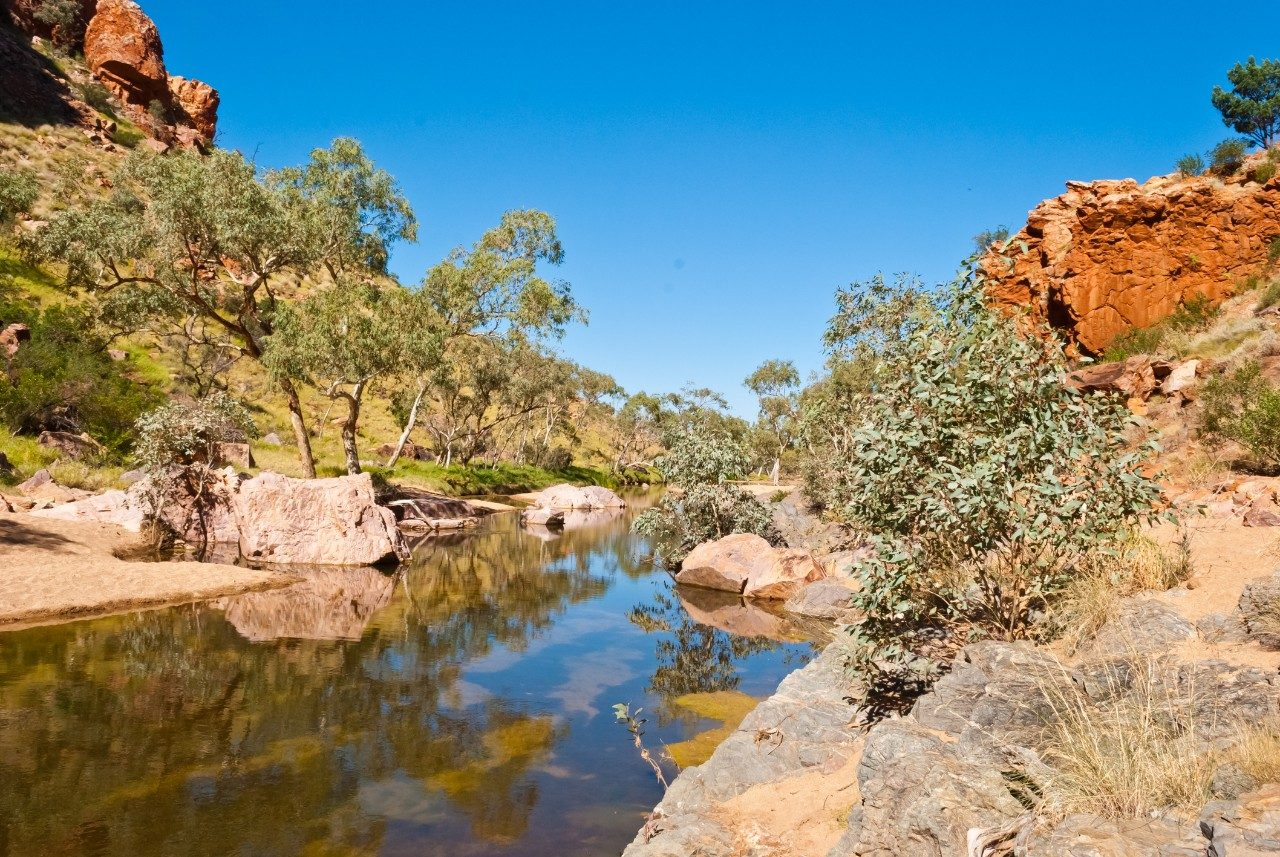 Simpsons Gap, Northern Territory