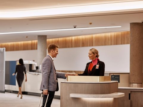 Qantas Launches New Domestic Business Lounge in Brisbane