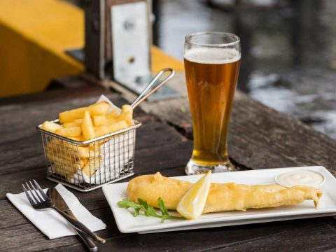 The Best Fish and Chips in Brisbane