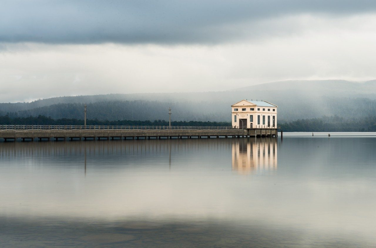 Pumphouse Point, Lake St Clair, Tasmania