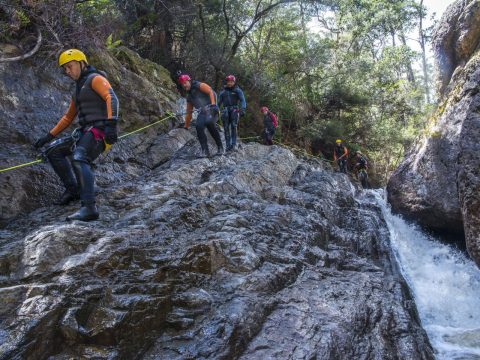 Find Adventure on a Cradle Mountain Canyoning Trip in Tasmania