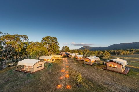 Spicers Canopy Luxury Tents, Queensland