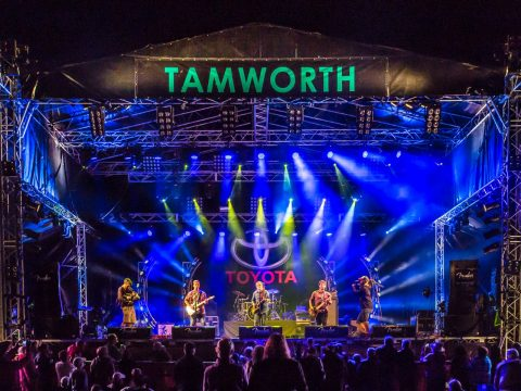 The Best Regional Music Festivals in Australia for 2017