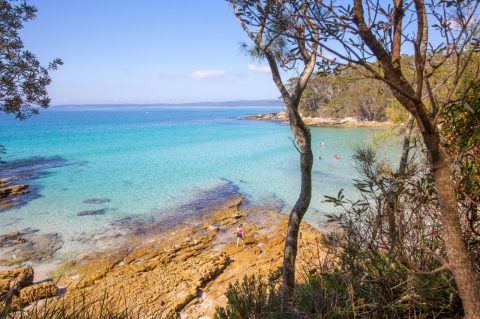 Blenheim Beach, Jervis Bay, NSW