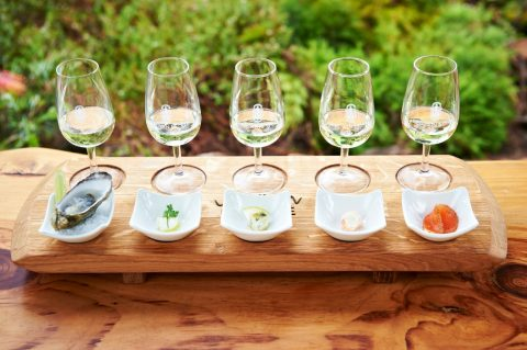 leeuwin estate food and wine flight