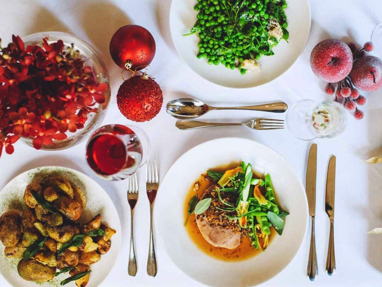 Your Guide To Christmas Dining In Melbourne Travel Insider