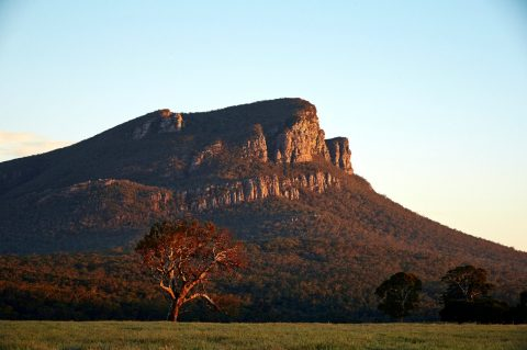 Mount Abrupt, The Grampians, VIC