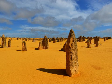 Best natural wonder: The Pinnacles