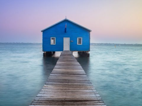 Get a Snap of the Crawley Edge Boatshed