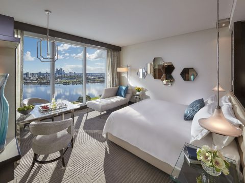 New Crown Towers Hotel Opens in Perth