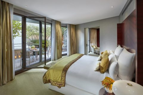 Find a room at Mandarin Oriental Paris