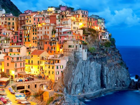 If you could dream up one idyllic picture of Italy