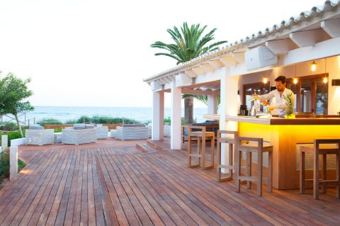 Gecko Beach Club Bar, Formentera, Spain