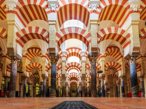 Mosque-Cathedral of Cordoba, Cordoba, Spain