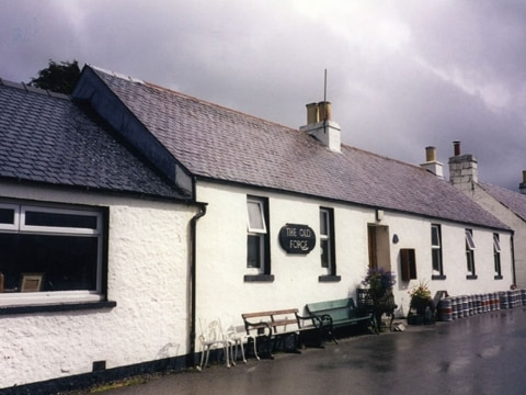 It's home to Britain's most remote pub