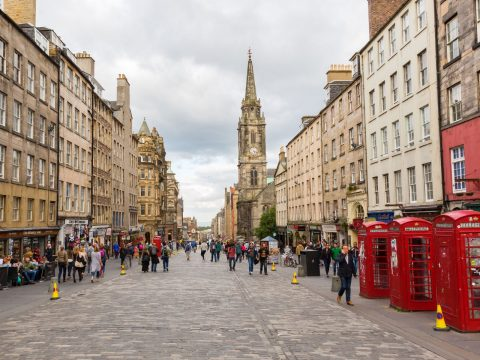 The Best Places to Shop in Edinburgh