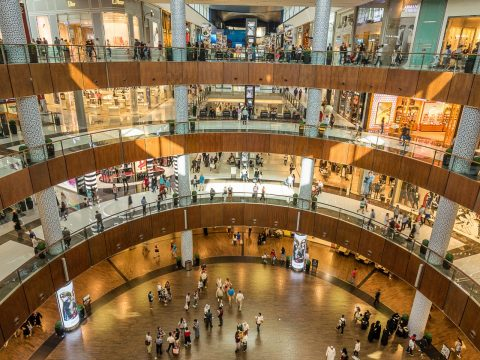 The Best Places to Shop in Dubai