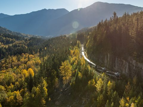 Rocky Mountaineer Daylight