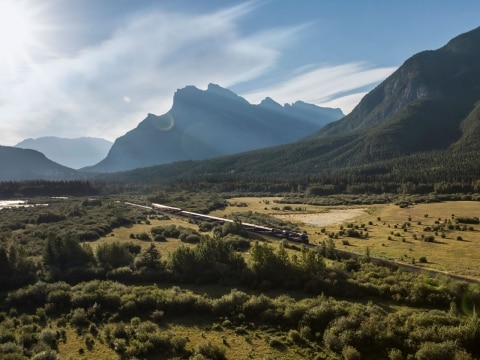 Rocky Mountaineer Remote