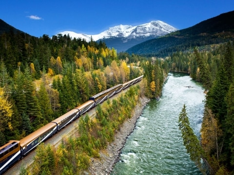 Rocky Mountaineer 2018 Experiences