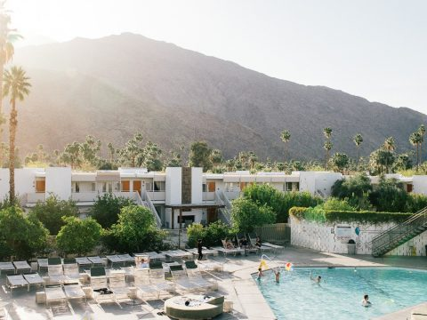 Ace Hotel and Swim Club in Palm Springs
