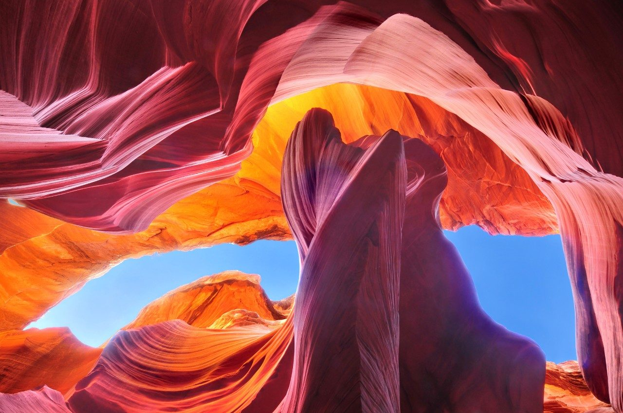 7 Things To Know About Instagram S Canyon Travel Insider Antelope canyon is located in page, arizona. travel insider