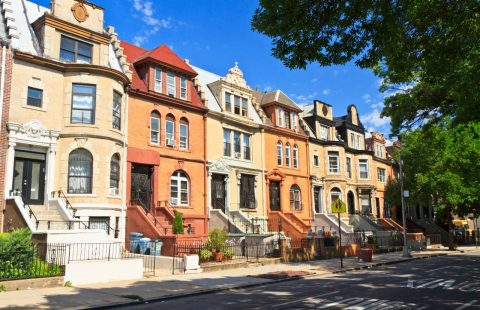 Brooklyn townhouses
