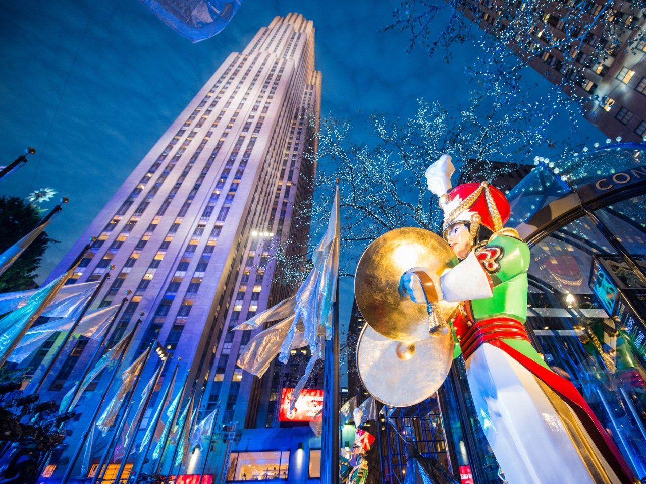 How to Do Christmas in New York with the Kids