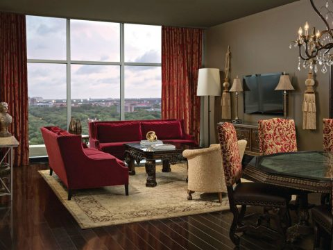 The Best Business Hotels in Houston Texas