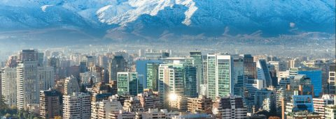 Book flights to Santiago