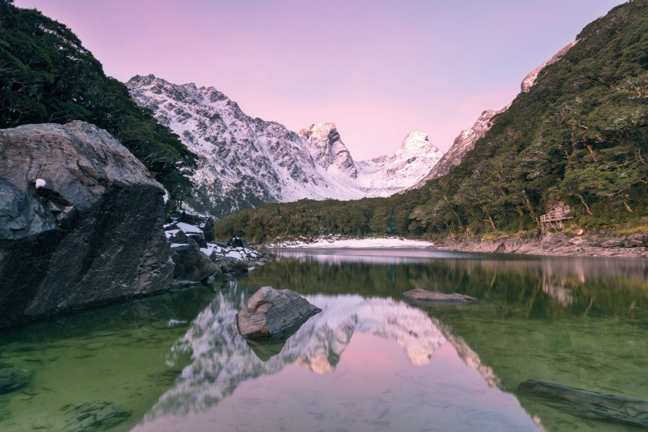 Trek the Routeburn Track, South Island