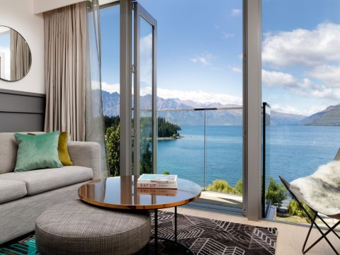 Find a place to stay in Queenstown