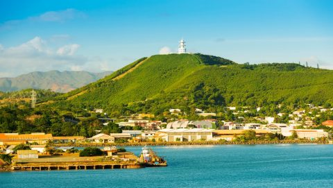 Book flights to Noumea