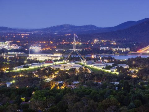 5 Things to Do Between Meetings in Canberra