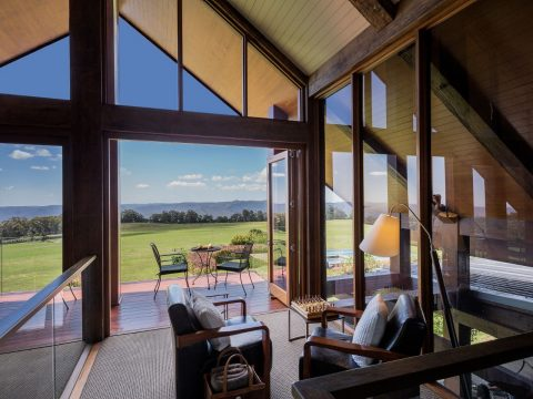 Best Boutique Corporate Retreat: Spicers Peak Lodge, Maryvale, Qld