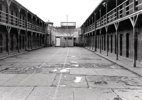Pentridge Prison in 1966