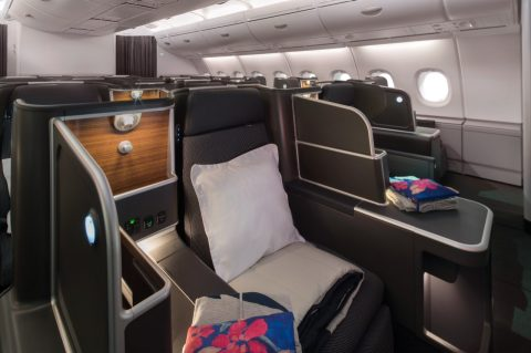 New A380 Business Suite