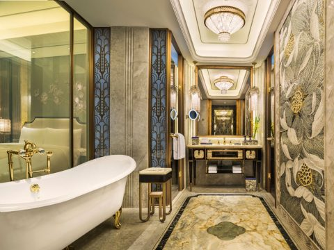 The Best Business Hotels in Shanghai