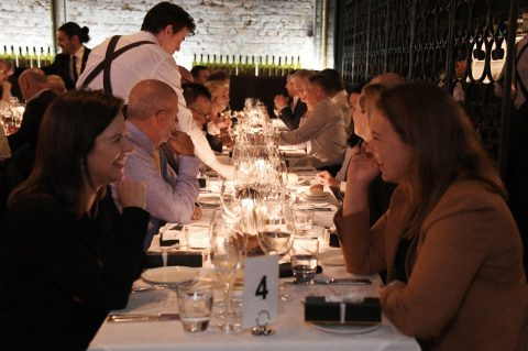 Readers at the Qantas magazine Think event in Sydney