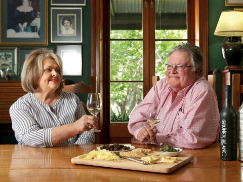 Knights Boss and Winemaker Brian McGuigan on His Many Passions