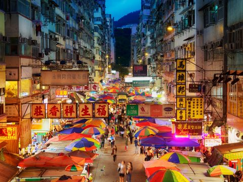 Sambag Creator Sam Wagner on the Most Stylish Spots in Hong Kong