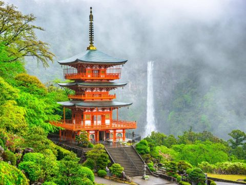 Book flights to Japan