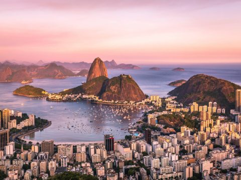 Book flights to South America