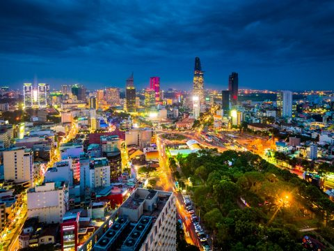 Melbourne to Ho Chi Minh City