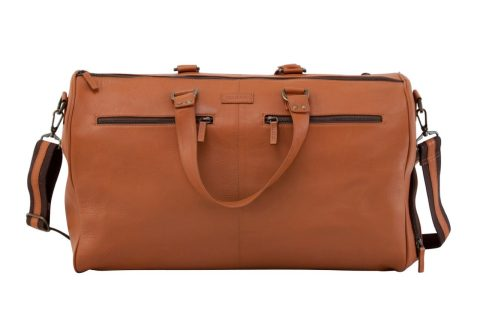 The Business Trip: KINNON Oxley Overnighter Bag
